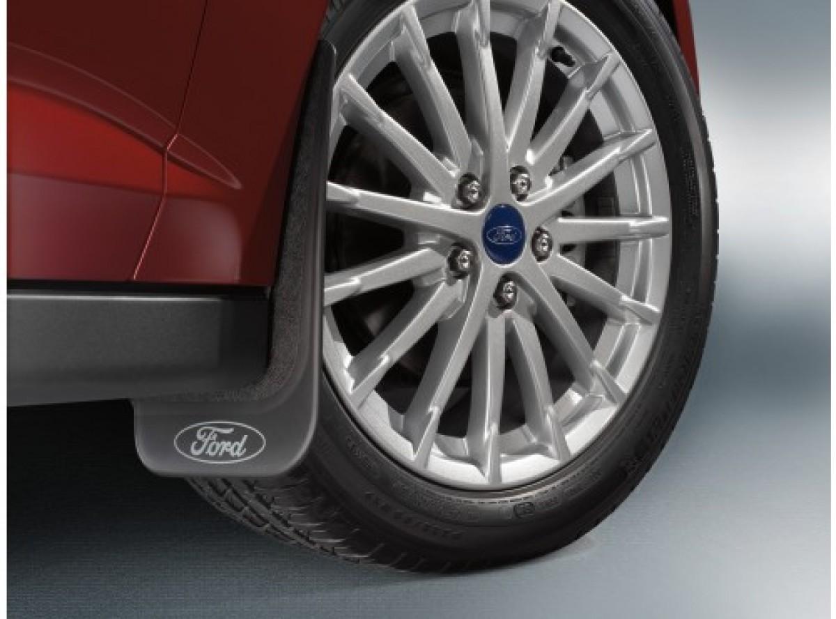 Genuine Ford Splash Guards - Flat