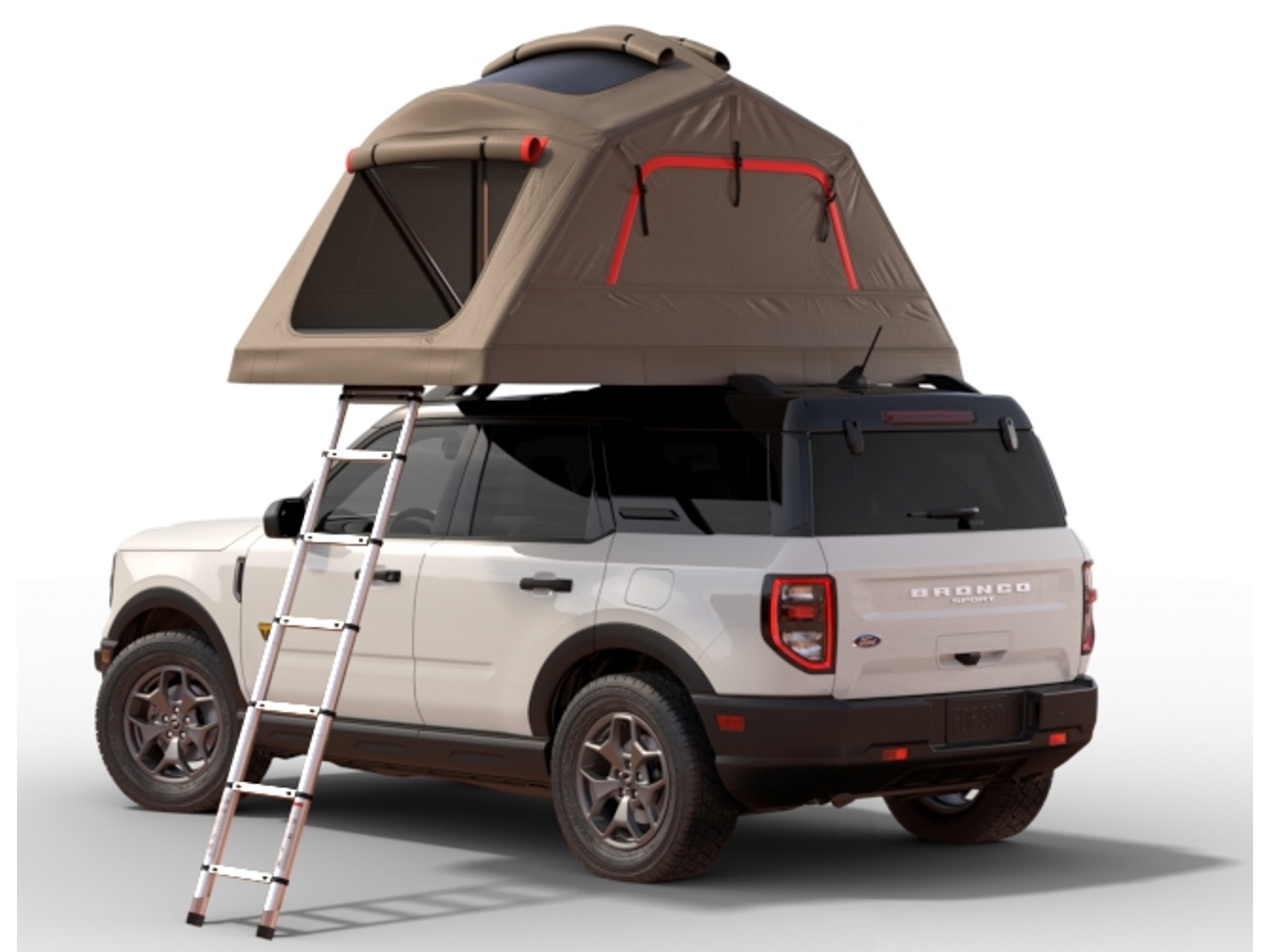 Ford Bronco Sport Tent Performance Parts Accessories Levittown Ford